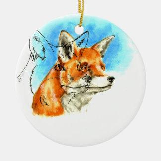 foxyfoxiness keramik ornament
