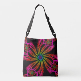 Fractale de flower power sac