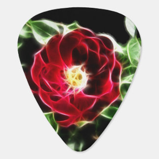 Fractalius Rote Rose Plektron