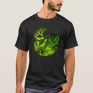 Fractoid gewundenes ver. 1 T-Shirt