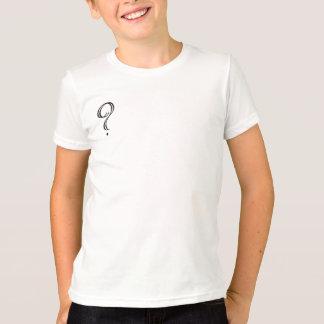FRAGEN Sie das T-Stück des Netzkindes - 2 T-Shirt