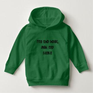 Fragen Sie mein Mamma-Shirt Hoodie