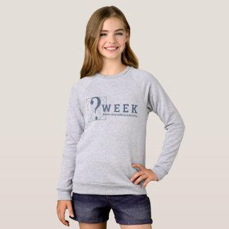 Fragen-Wochen-Sweatshirt Sweatshirt