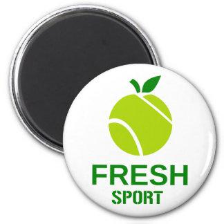 frais-sport magnet rond 8 cm