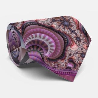 Fraktal Mandelbrot neue Welt Individuelle Krawatten