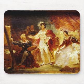 Francois IST, Rosso par Jean Fragonard Tapis De Souris