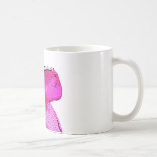 Frangipani-Pop-Kunst Tasse