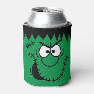 Frankenstein stellen - Halloween gegenüber Dosenkühler
