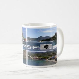 Frankreich - Corse - Korsika - Kaffeetasse
