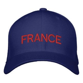 Frankreich - Franzosen Bestickte Kappe