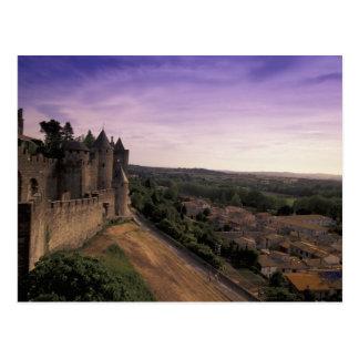 FRANKREICH, Languedoc Carcassonne 2 Postkarte