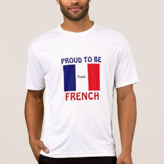 Frankreich: Stolz, französisch zu sein T-Shirt
