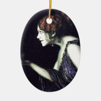 Franz von Stucks Circe Ornament