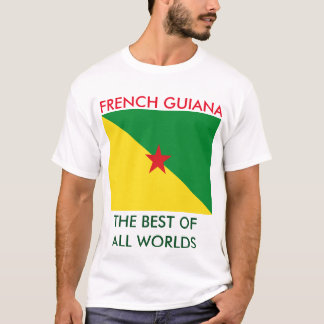 FRANZÖSISCH-GUAYANA T-Shirt