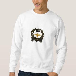 Französische Biene Sweatshirt