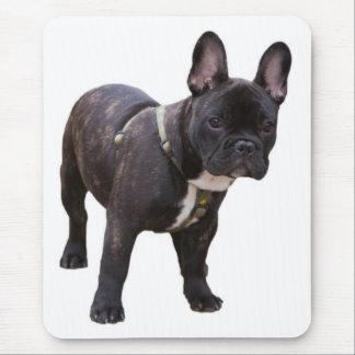 Französische Bulldogge mousepad, Geschenkidee Mousepads