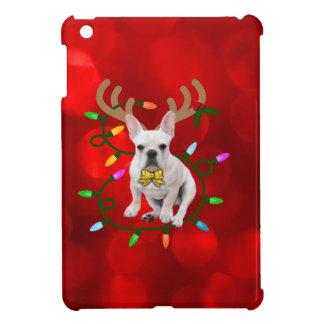 Französische Bulldoggen-Ren iPad Mini Hülle
