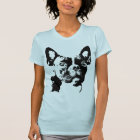 Französische Bulldoggen-T - Shirt