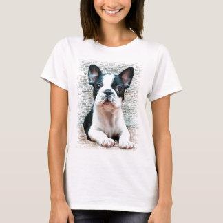 Französische Bulldoggen-Trägershirt T-Shirt