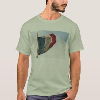 Französische Flagge T-Shirt