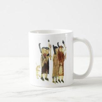 Französische Kostüme, Touluse 13. Jahrhundert Kaffeetasse
