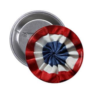 Französische Revolution Tricolor Runder Button 5,7 Cm