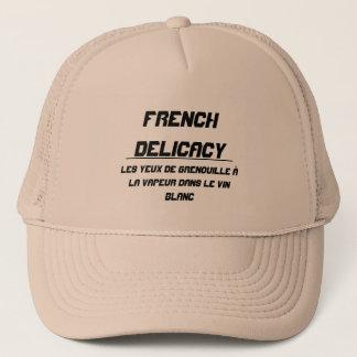 Französische Zartheit Truckerkappe