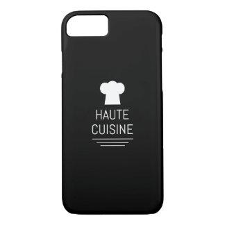 Französischer feinschmeckerischer Haute iPhone 7 Hülle