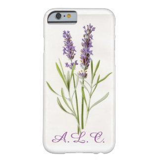 Französischer Lavendel-Telefon-Kasten Barely There iPhone 6 Hülle