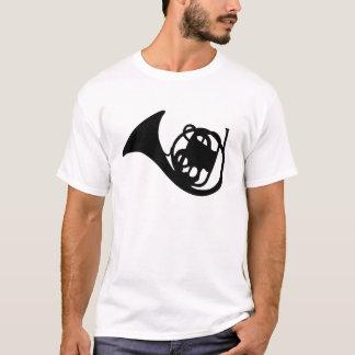 französisches Horn T-Shirt