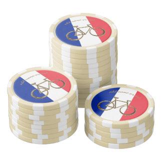Französisches Poker Chips Sets