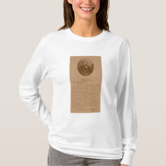 Frau Bixby Präsidenten-Lincoln Letter To T-Shirt