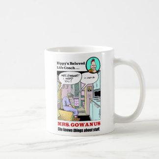 Frau Gowanus Kaffeetasse