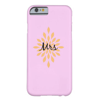 Frau phone Case Barely There iPhone 6 Hülle
