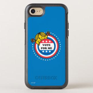 Frau Sunshine - Abstimmung für mich OtterBox Symmetry iPhone 8/7 Hülle