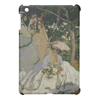 Frauen Claude Monets | im Garten iPad Mini Hülle