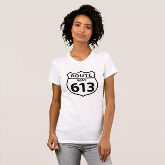 Frauen des Weg-613 T-Shirt