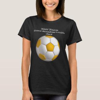 Frauen-Fußball-Champions League abschließendes T-Shirt
