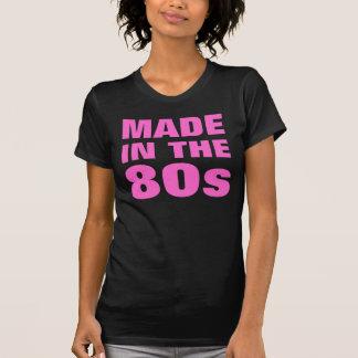 Frauen gemacht im 80er T-Shirt