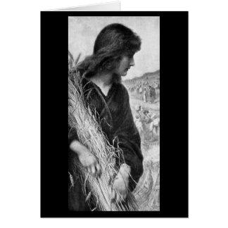 Frauen in der Bibel - Ruth Karte