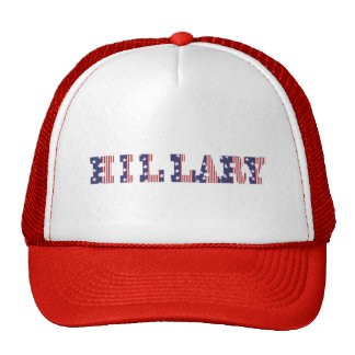 Frauen-Präsident Hillary Clinton2016 Kultmütze