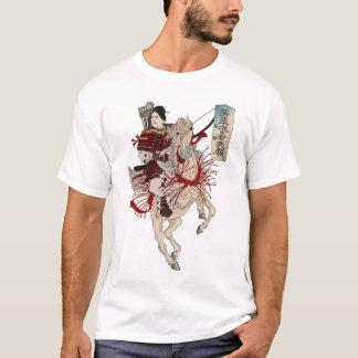 Frauen-Samurais T-Shirt