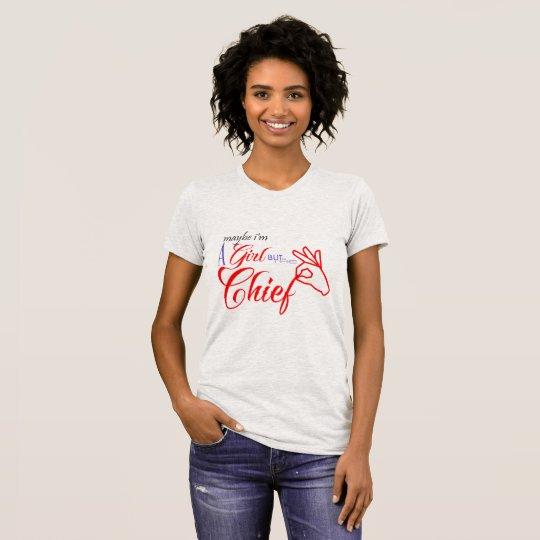 Frauen sind hauptsächlich T-Shirt