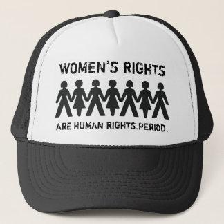 Frauen sind Leute auch Truckerkappe