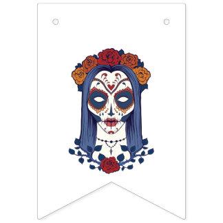 Frauen-Tag der Toten Wimpelketten
