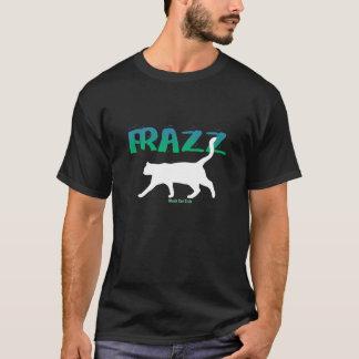 FRAZZ! Schwarze Katzen-Verein-T - Shirt