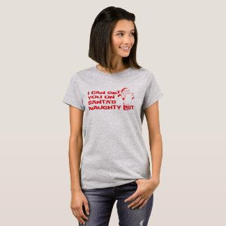 """""""Freche Liste """" T-Shirt"""