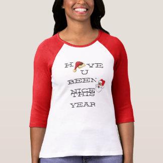 Frecher oder netter T - Shirt