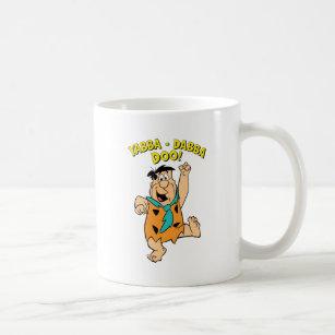 FredFlintstone Yabba-Dabba Doo! Kaffeetasse