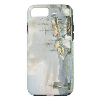 Fregatteaktion in Vizagapatam Straßen, vor Indien, iPhone 8/7 Hülle
